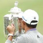 collin morikawa at the 2020 PGA Championship