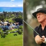 greg norman and his home