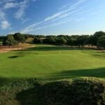 notts gc's 14th green