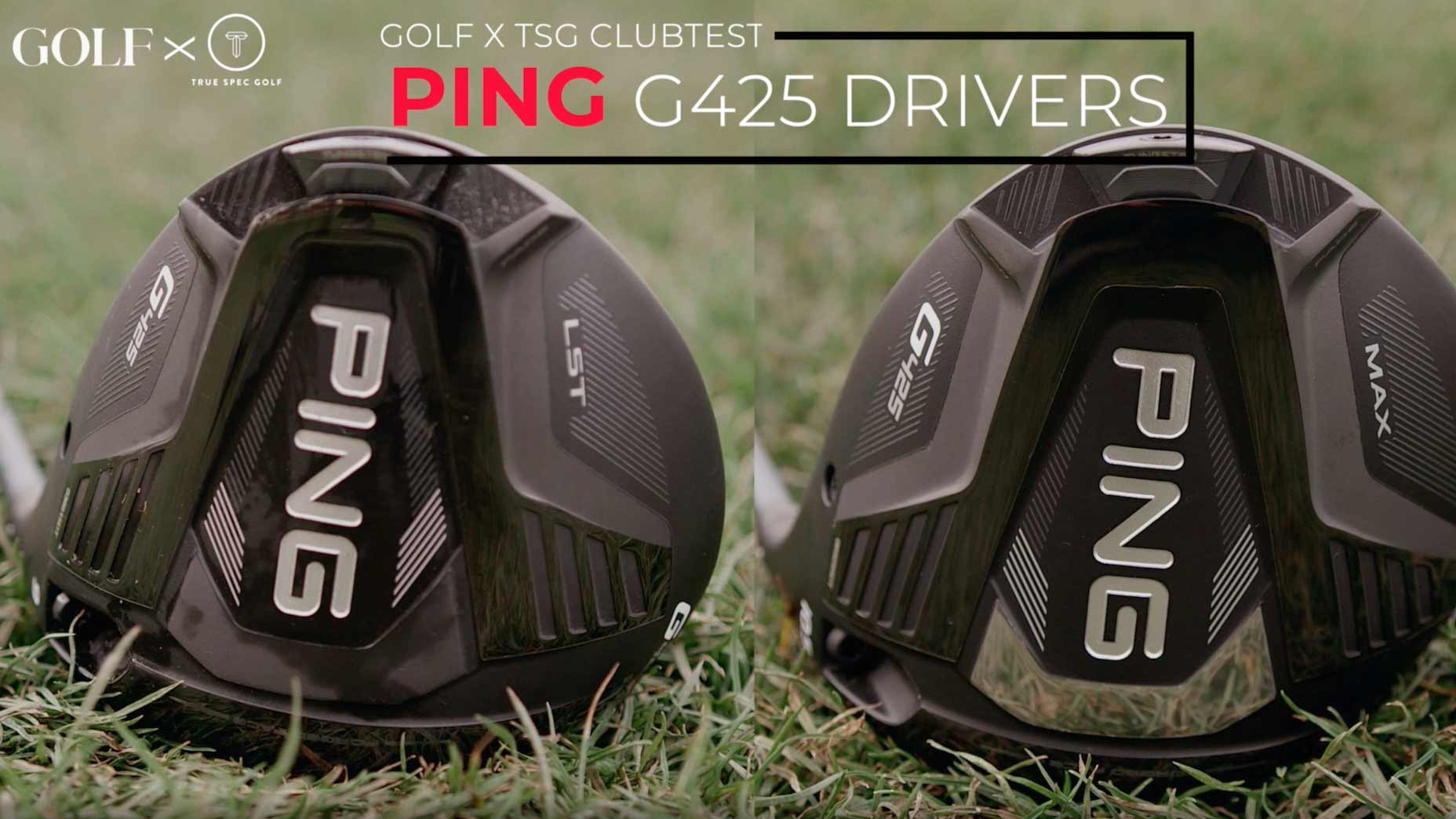 Ping G425 drivers