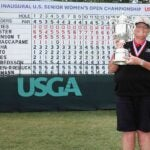 senior womens open leaderboard