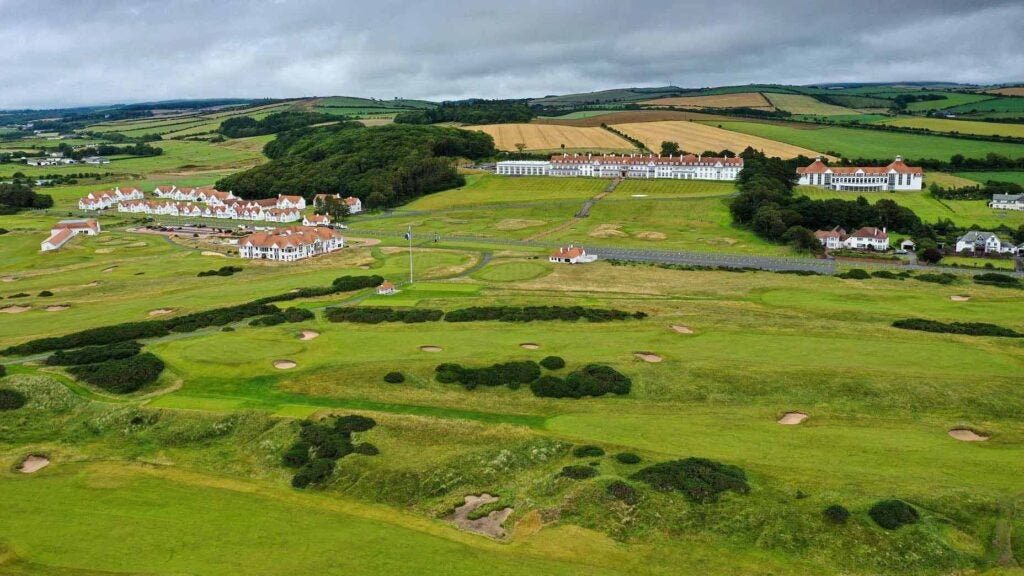 turnberry from above