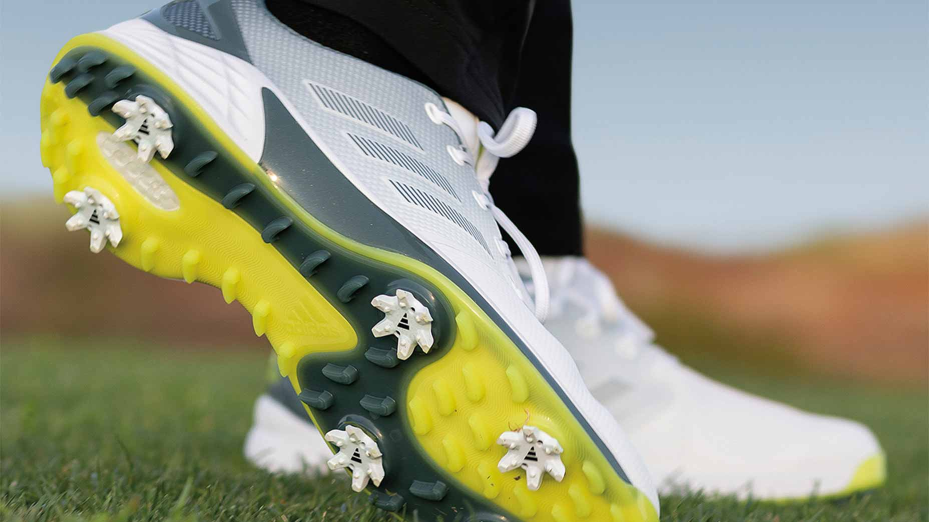 These new, ultra-lightweight Adidas spiked shoes have pros buzzing