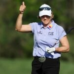 At 50, Annika Sorenstam hasn't lost a beat thanks to her intense workouts.
