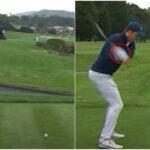 Jordan spieth swings
