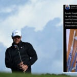brooks koepka snapped irons