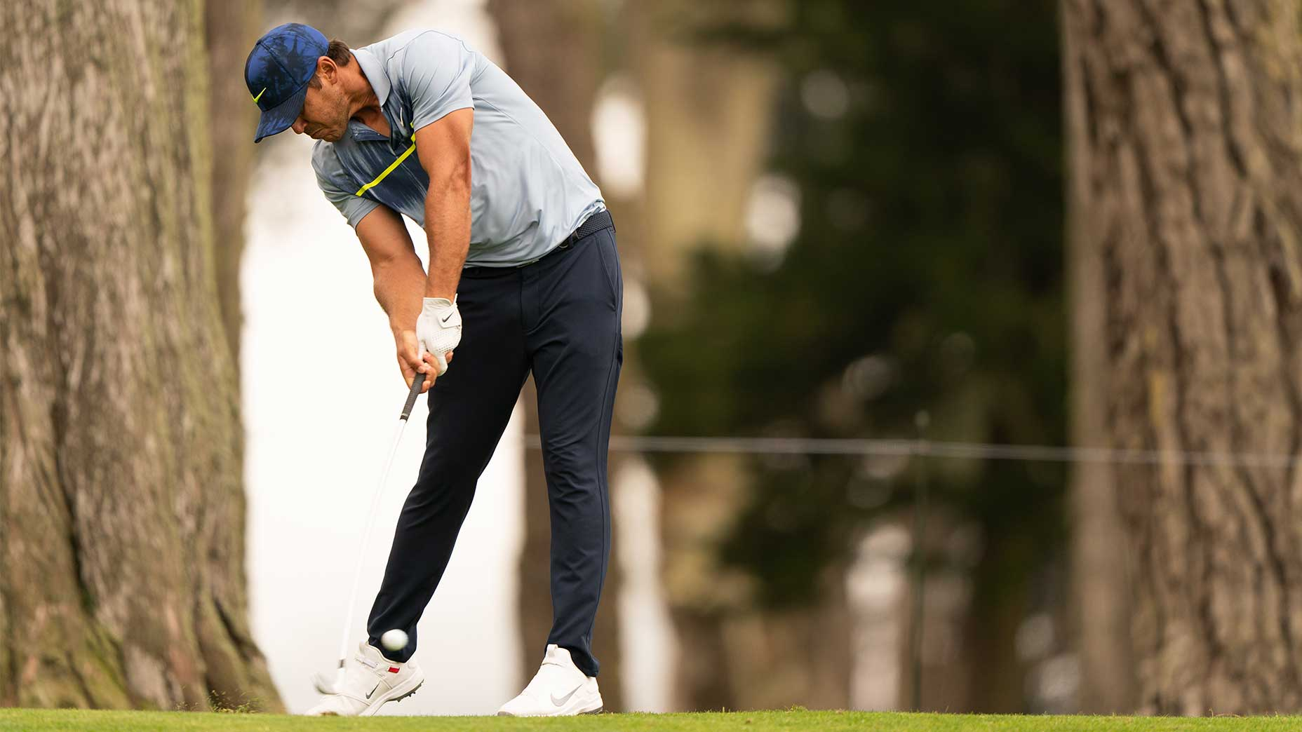 Brooks Koepka is one of the most powerful golfers on Tour.