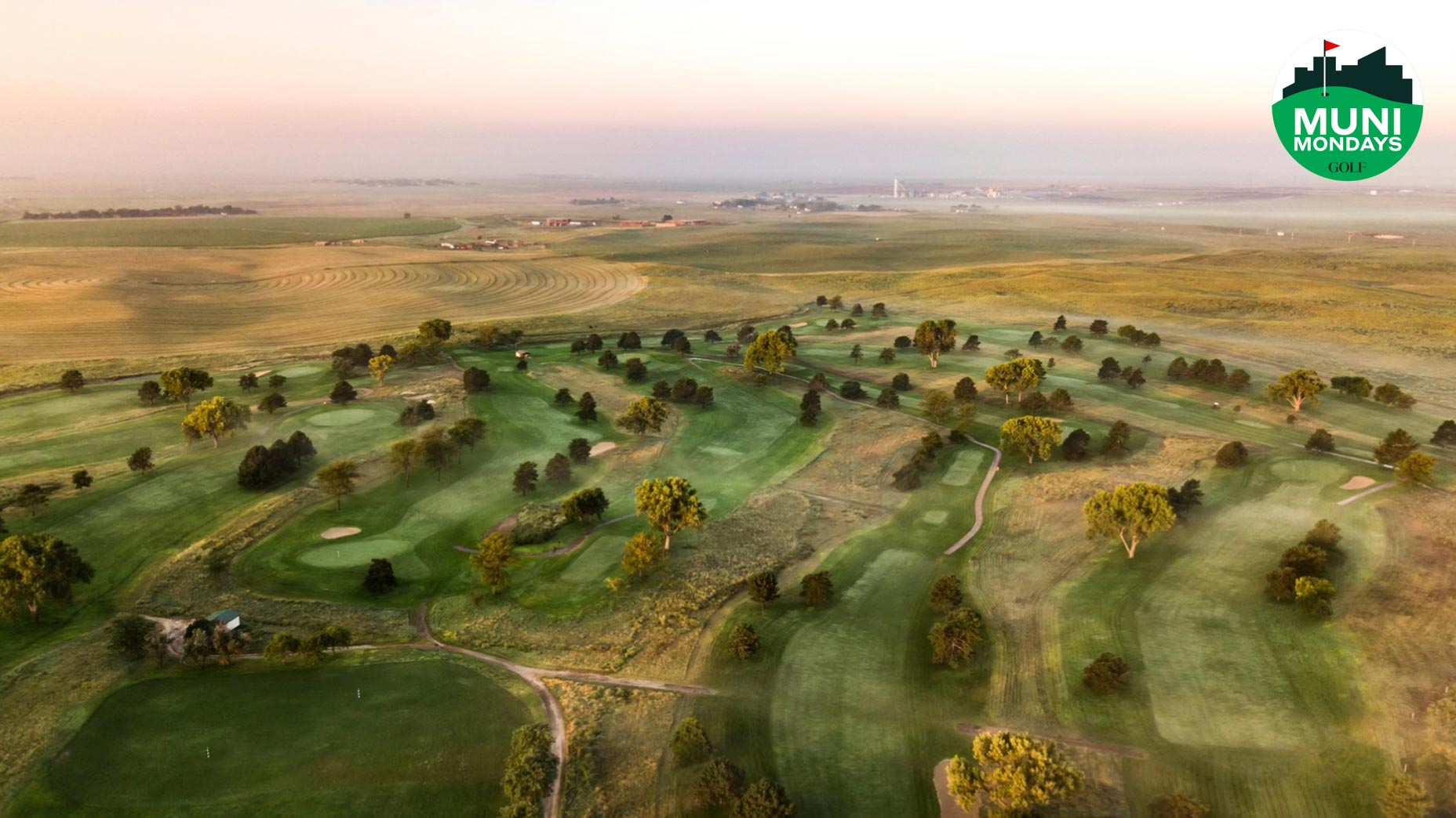 Buffalo Dunes Golf Course in Garden City, Kan. (Photo by Kevin Meier, The Middle Pin)
