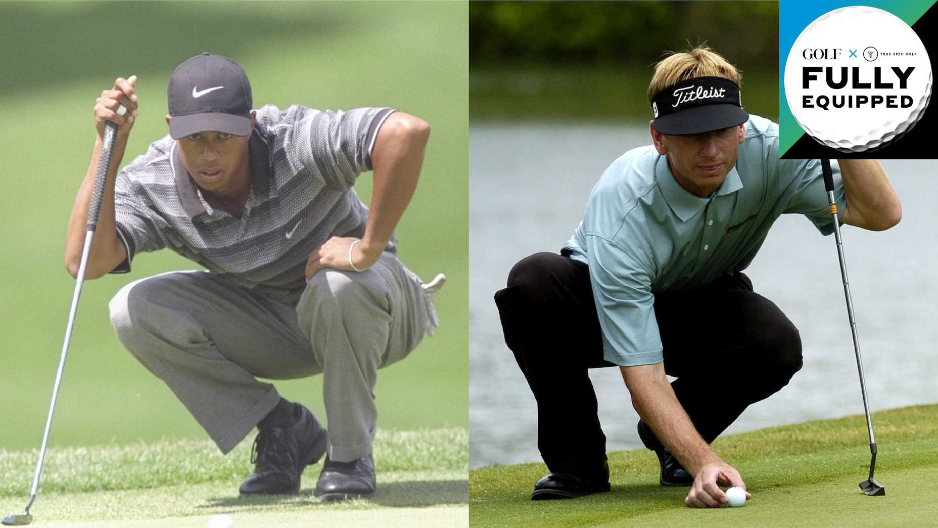 Scotty Cameron's fascinating story about Tiger Woods and Brad Faxon