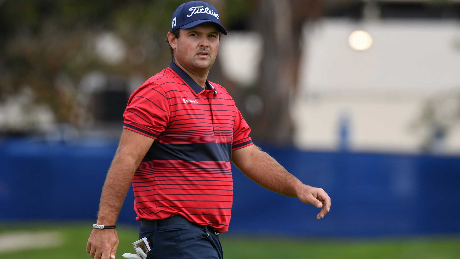 Patrick Reed can change his image, but first he must find his voice