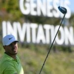 Brooks Koepka at 2021 Genesis Invitational