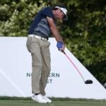 You can tell from Bubba Watson's hip turn that he has excellent hip mobility.