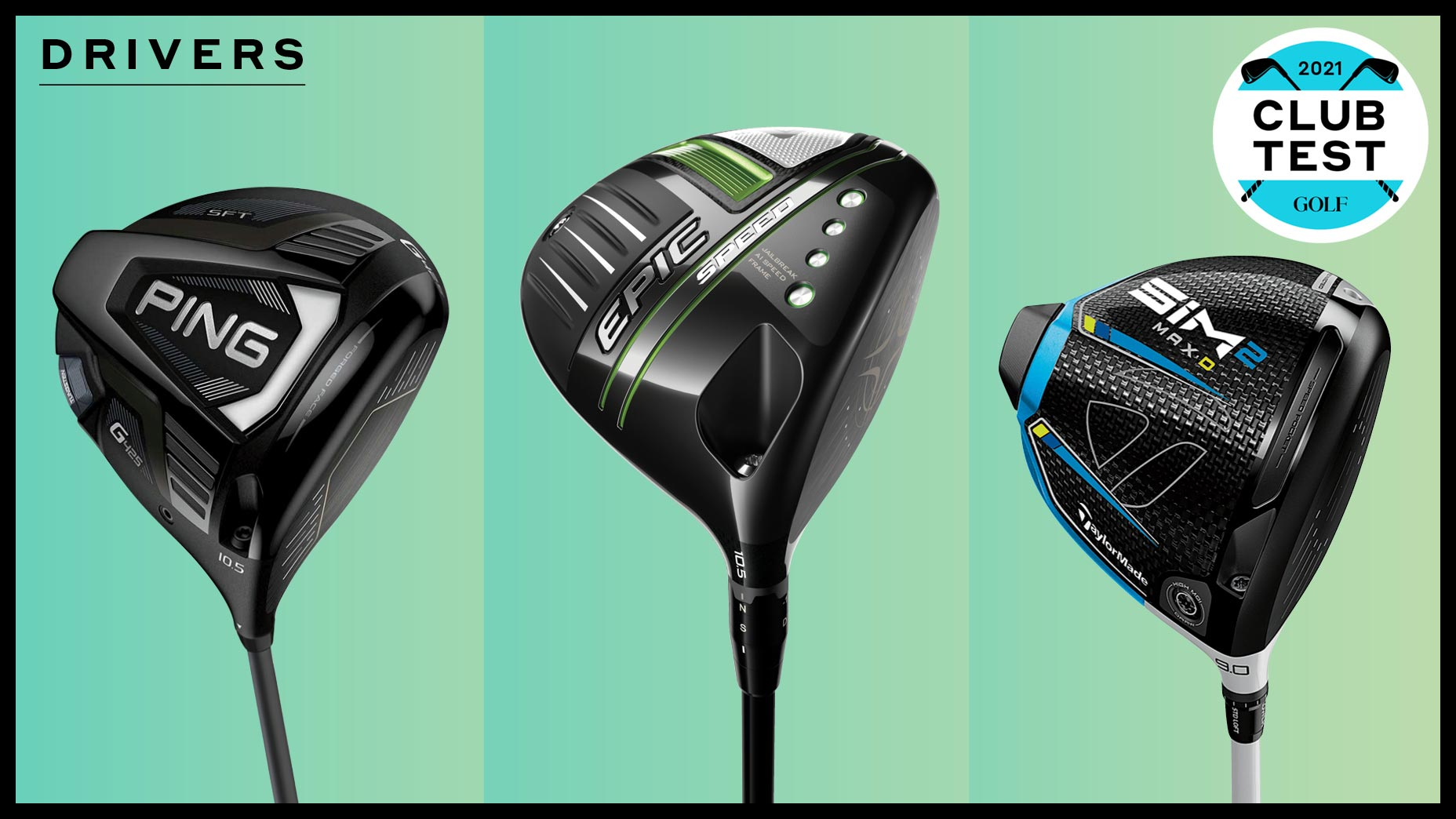 ClubTest 2021 Driver reviews