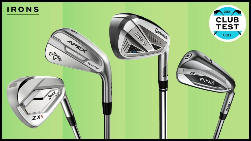 ClubTest 2021 iron review