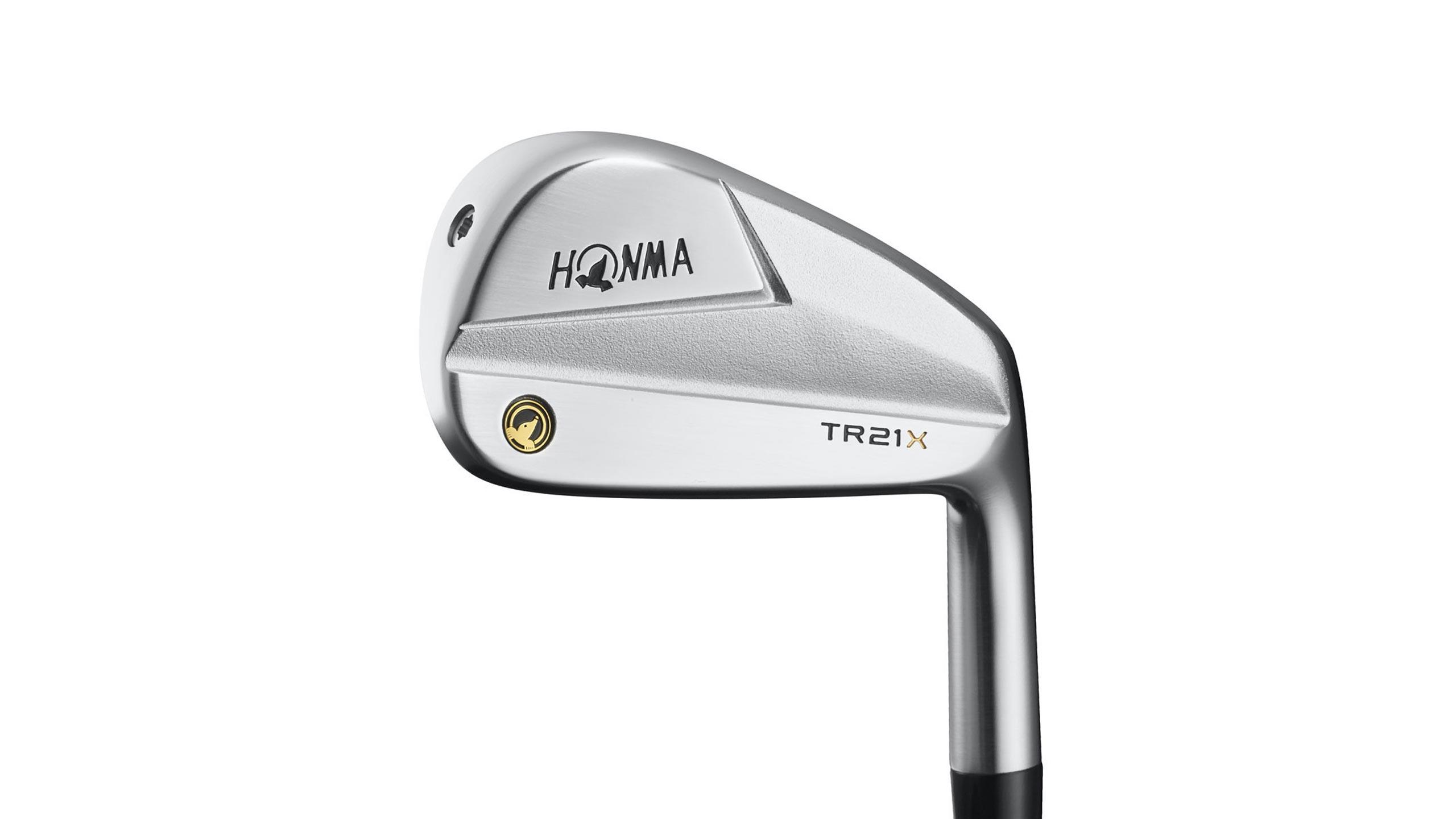 Honma TR21X irons
