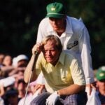 jack nicklaus and jackie nicklaus masters