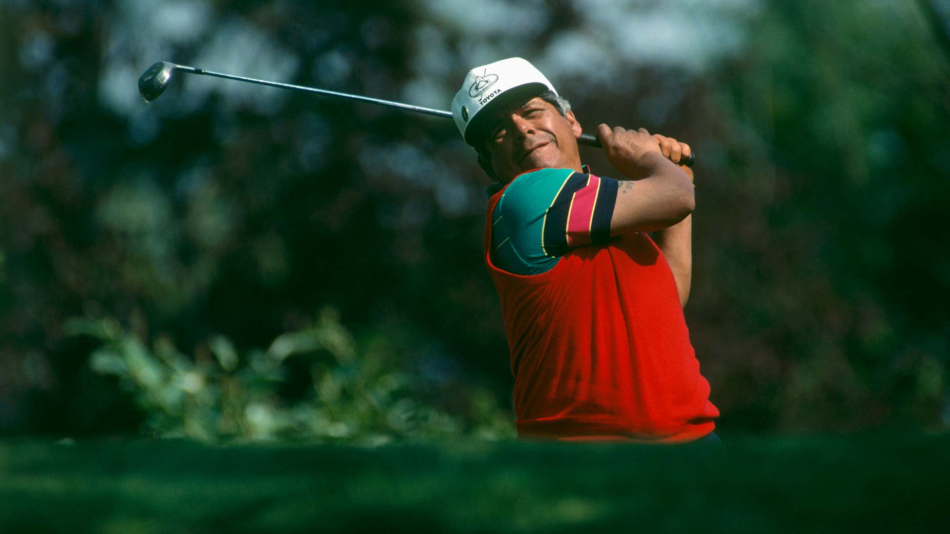 How to make a perfect takeaway: Lee Trevino's keys to starting your swing