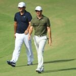 patrick reed and rory mcilroy