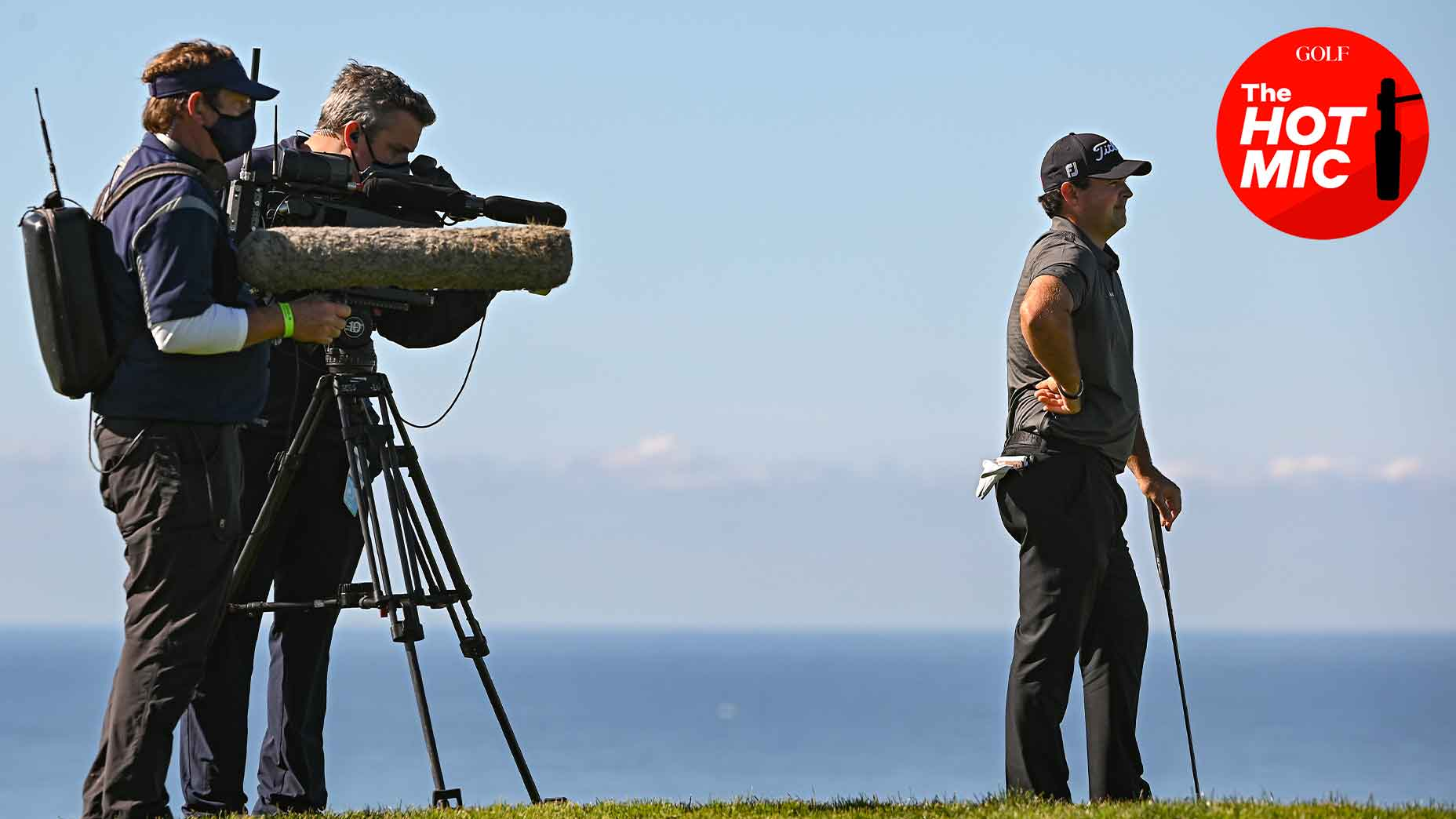 Under new leadership, CBS golf team excelled in covering Patrick Reed controversy