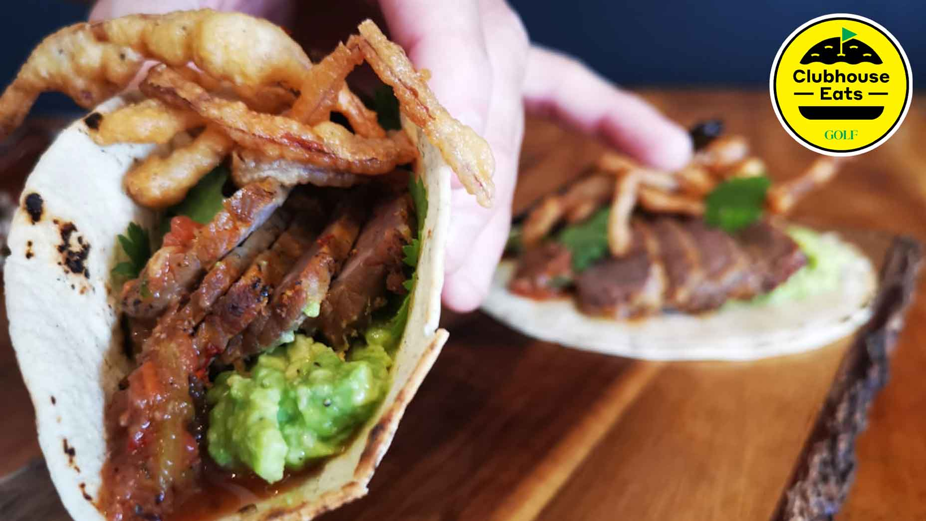 The 5 keys to making perfect tacos, according to a golf-club chef