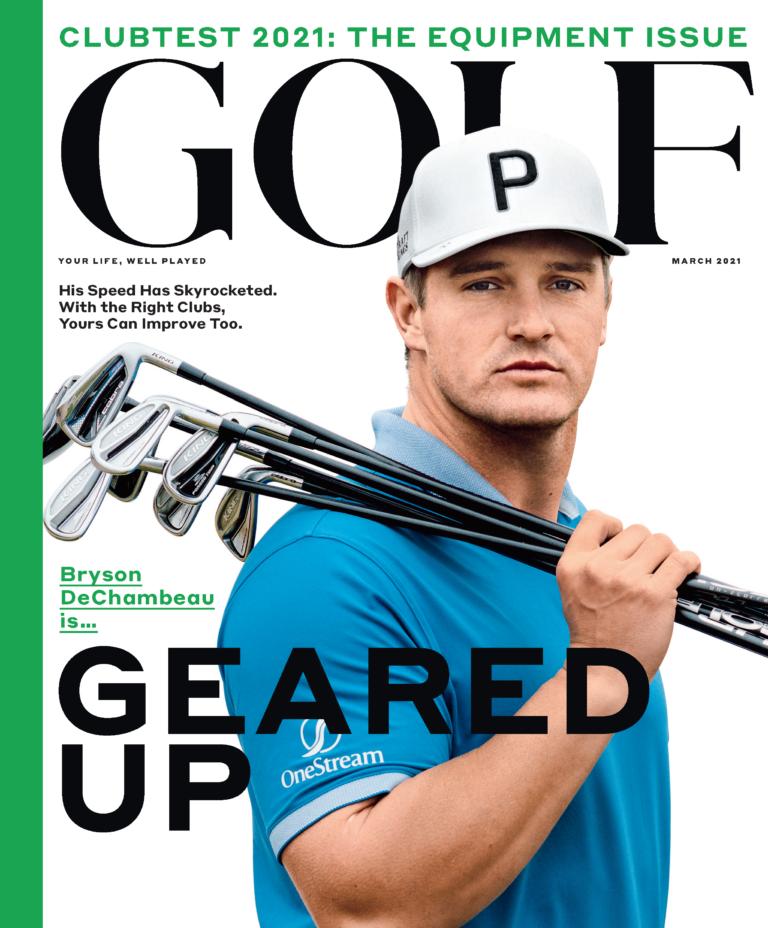 GOLF Magazine March 2021