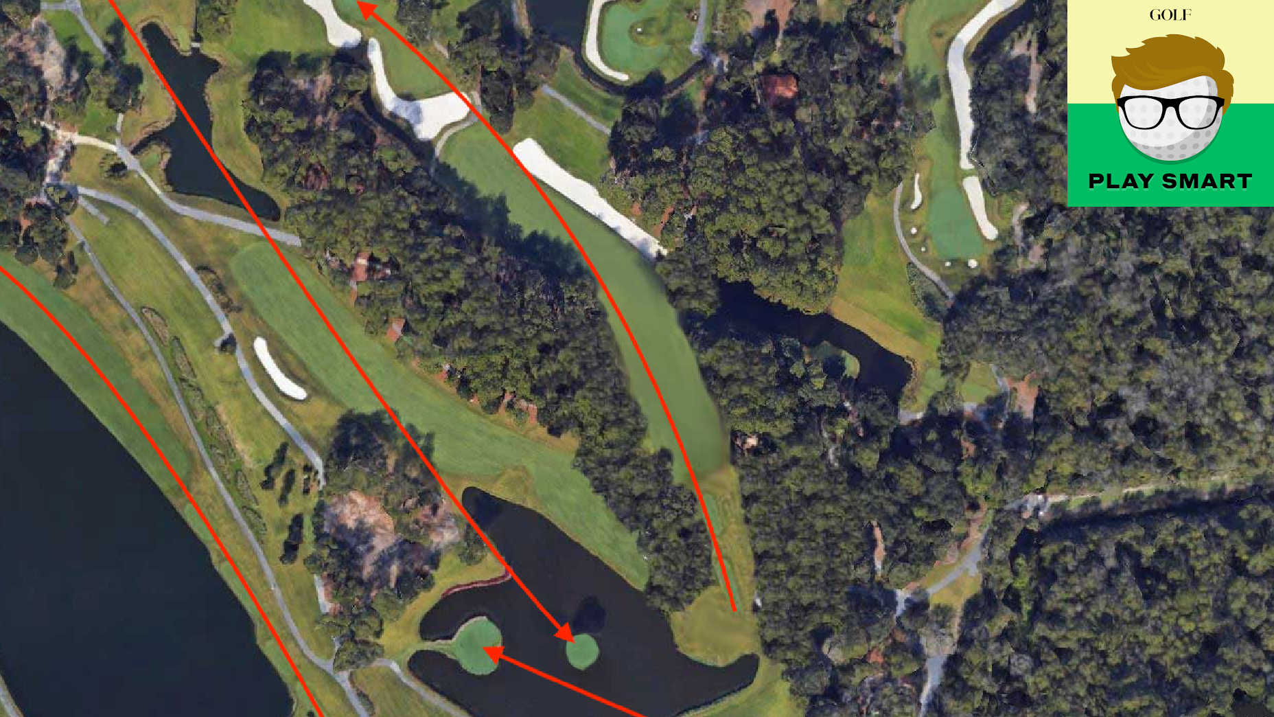 Here's my ridiculous idea to redesign TPC Sawgrass' closing stretch