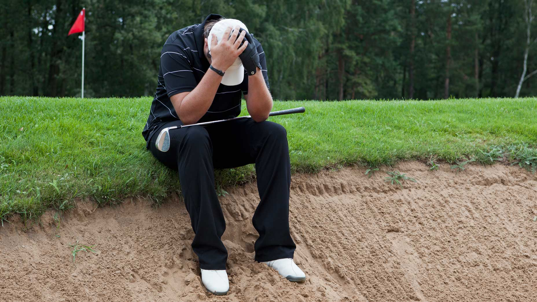 This golf study reveals the most common misses for every handicap