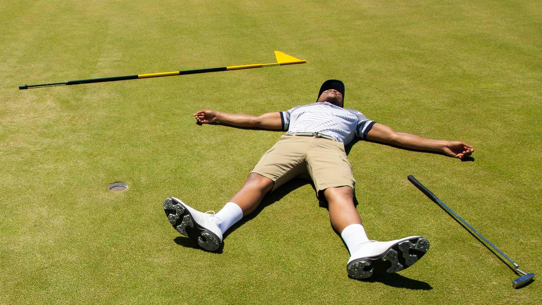 5 common mistakes high handicap golfers make way too often