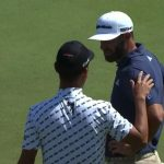 dustin johnson Kevin Na