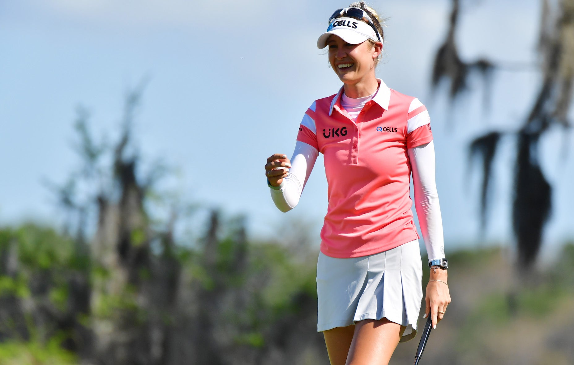 Rory McIlroy's skip, Nelly Korda's stress and 'severe' pins