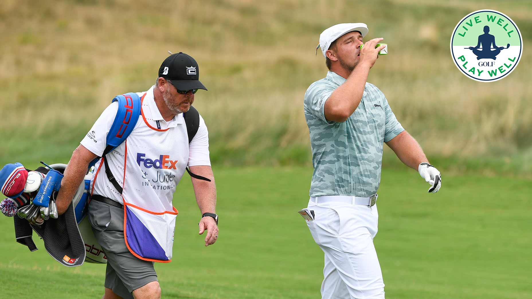 Bryson DeChambeau sparked a great protein debate among golfers.