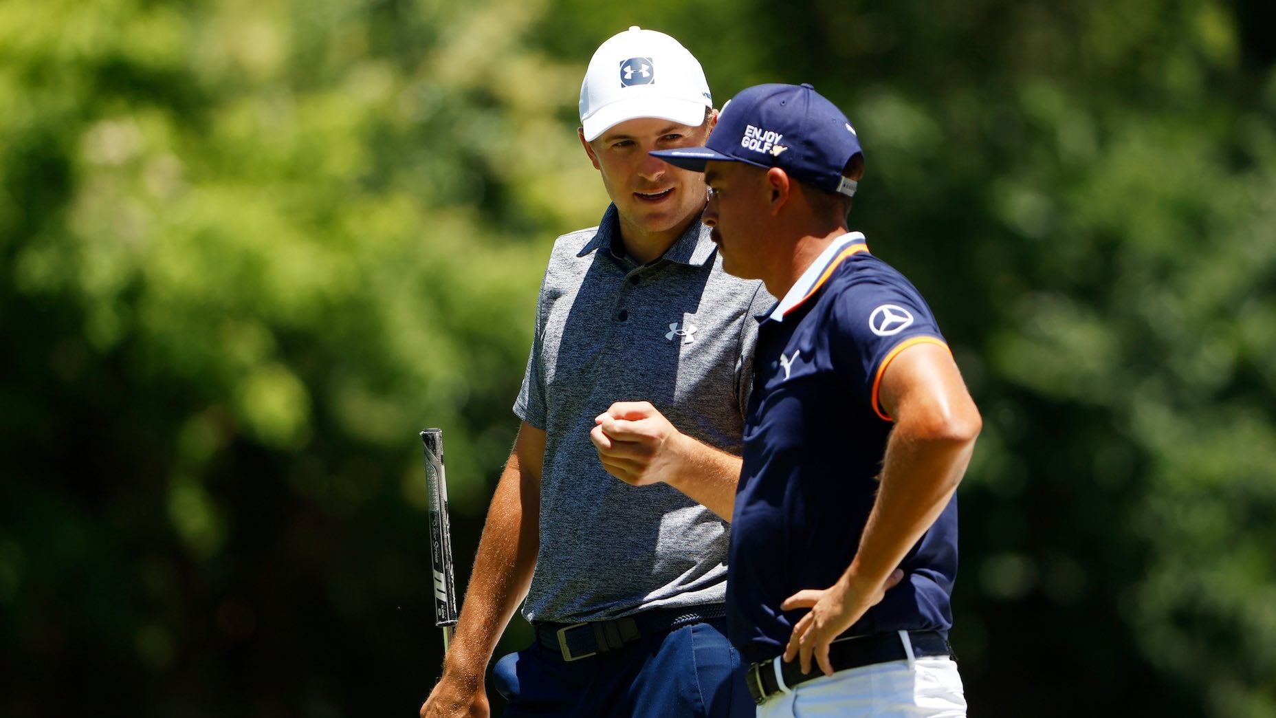 Jordan Spieth and Rickie Fowler have been close friends for years.
