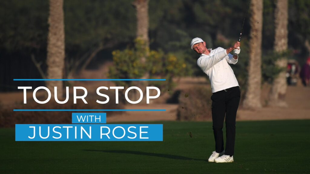 Justin Rose on his latest collaboration with Bonobos