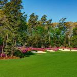 The 13th of Augusta National.