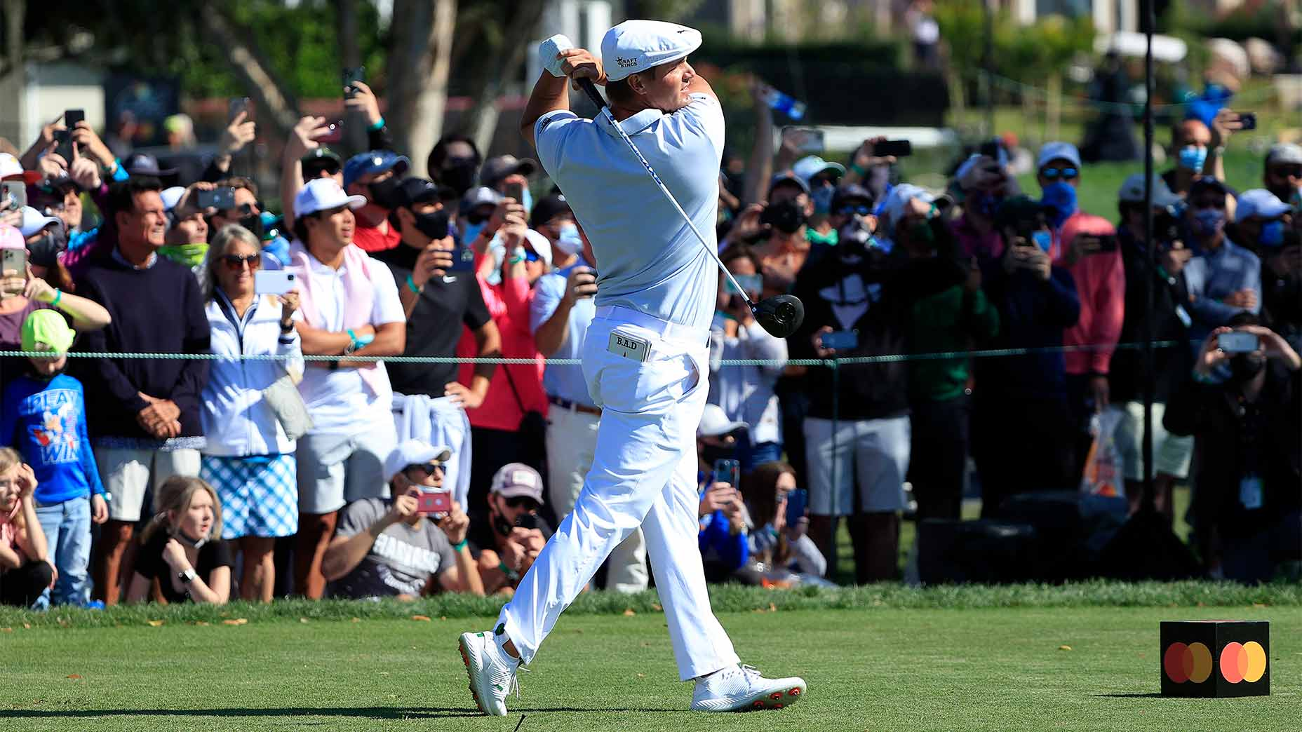 Bryson DeChambeau holds off Lee Westwood to win Arnold Palmer Invitational