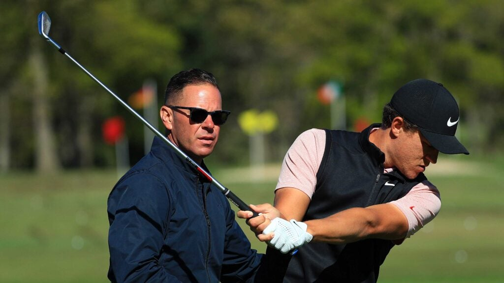 The clever tactic Sean Foley uses to develop elite junior players