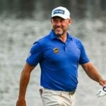 lee westwood smiles players
