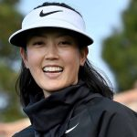 Michelle Wie West at the Kia Classic.