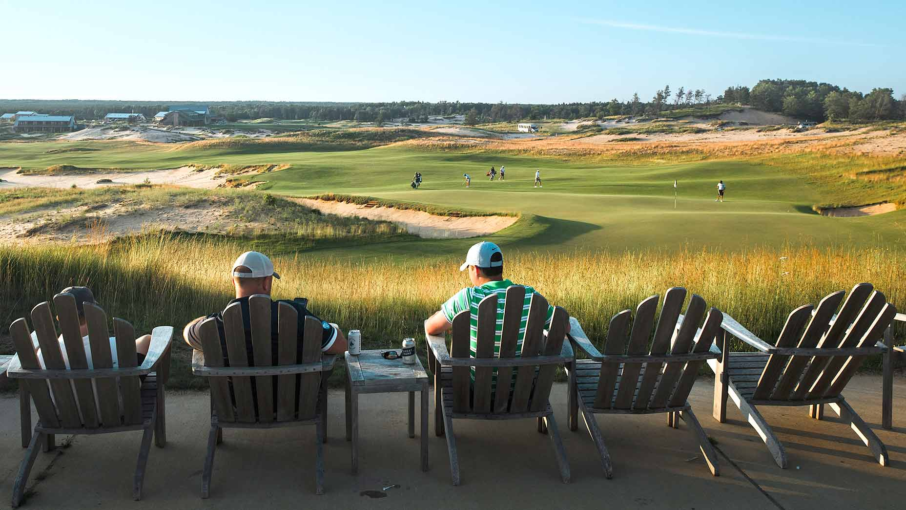 A road trip to Sand Valley (or anywhere!) with your crew creates lifelong memories.