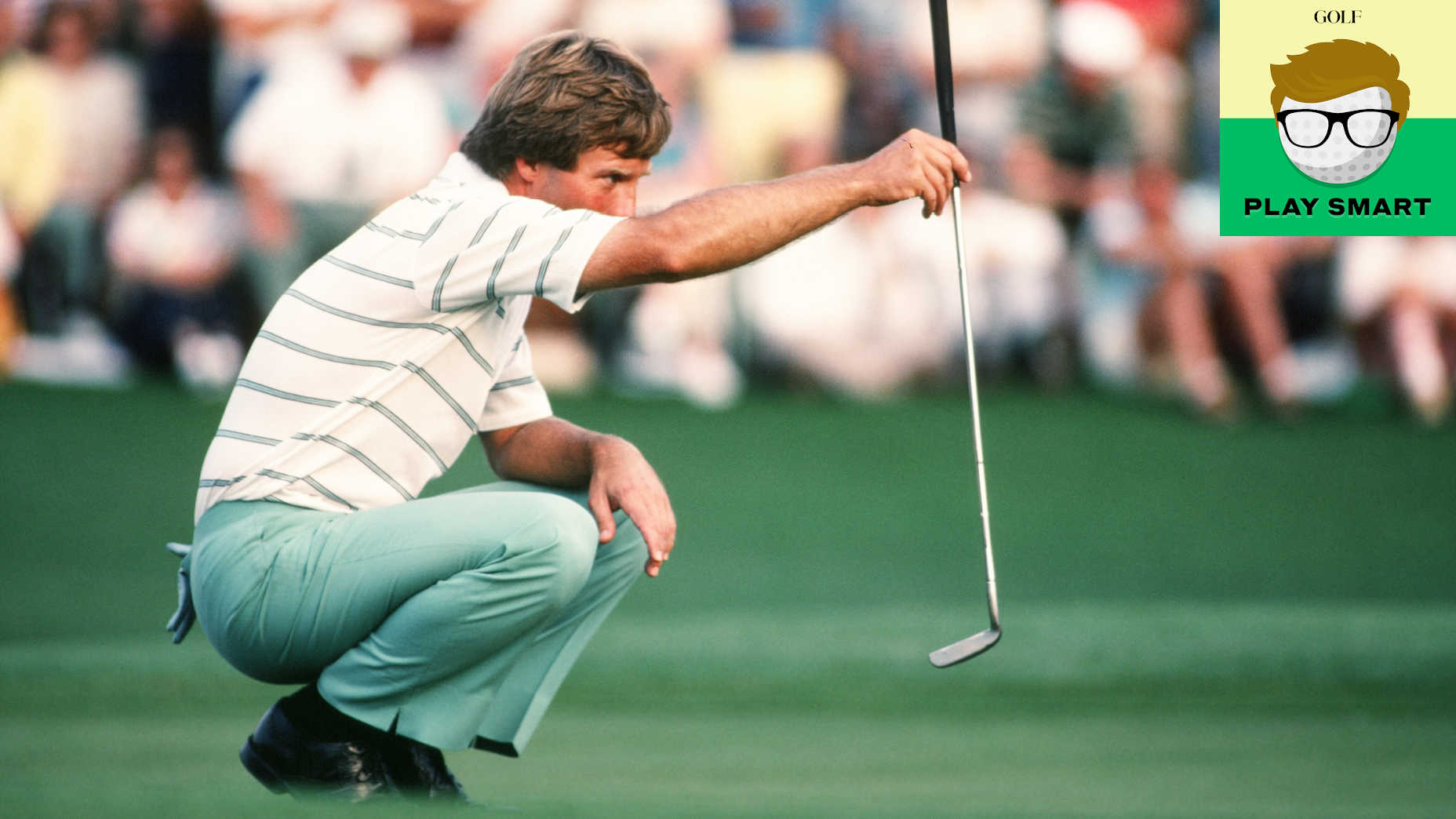 This is the worst warm-up mistake golfers make, says one of the best putters ever