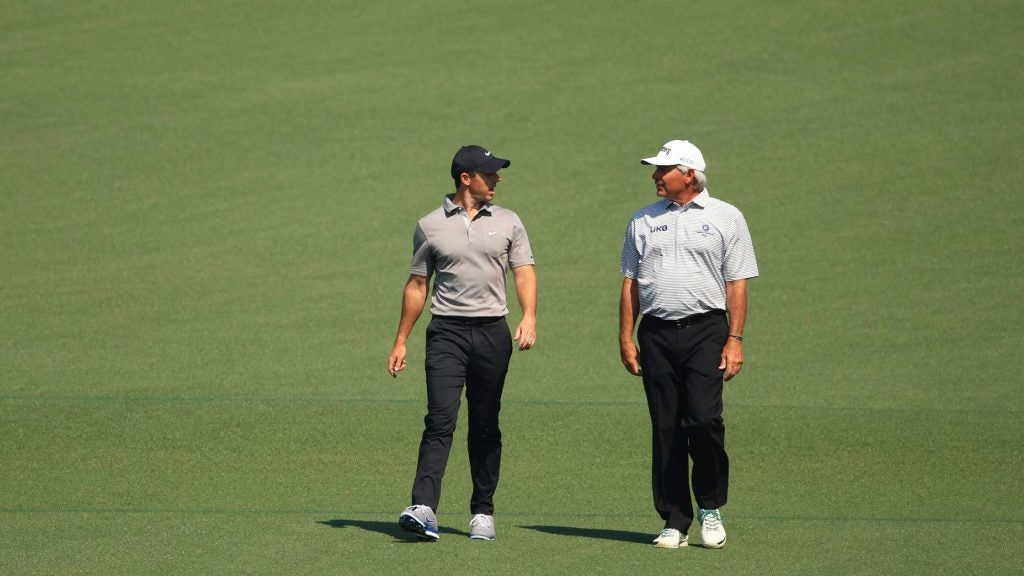rory mcilroy fred couples