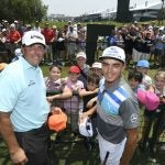 Phil Mickelson Rickie Fowler