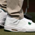 Bubba Watson's Masters shoes caught everyone's attention this week.