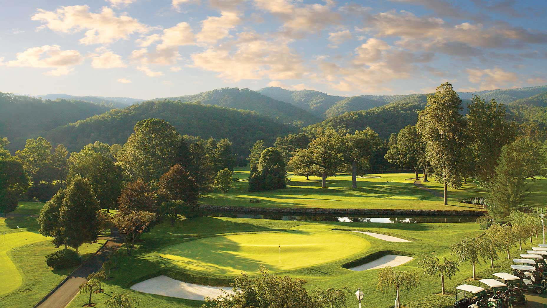 greenbrier old white
