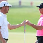 Rory McIlroy and Justin Thomas have played together several times in 2021.