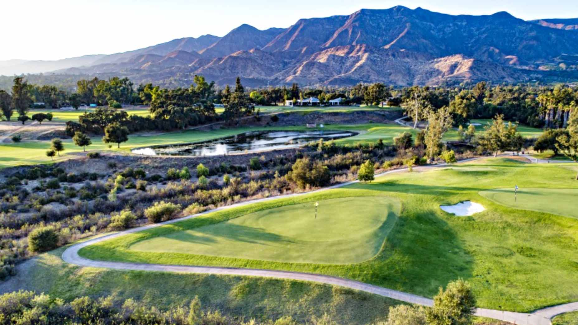 Soule Park Golf Course, in the Ojai Valley of California, is fun and affordable.