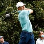 Jordan Spieth at 2021 Masters
