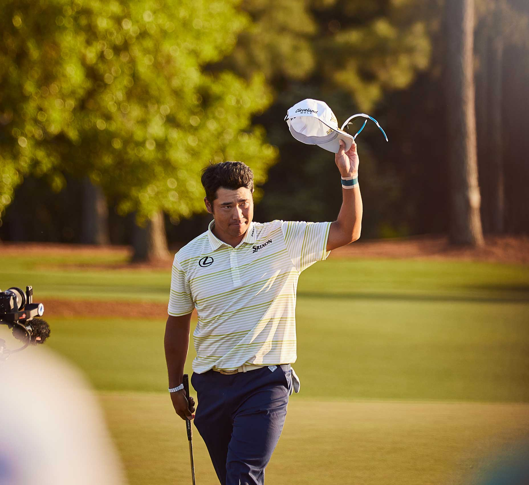 Sunday at the 2021 Masters
