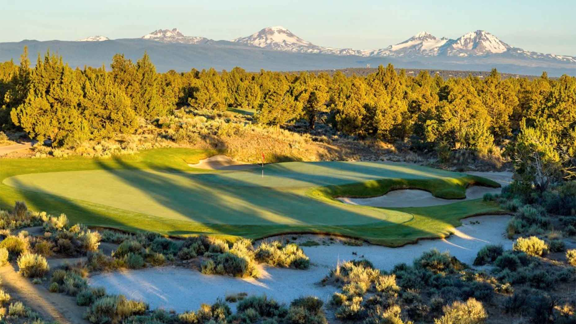 The Nicklaus Pronghorn course.