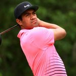 Tony Finau at 2021 Zurich Classic of New Orleans